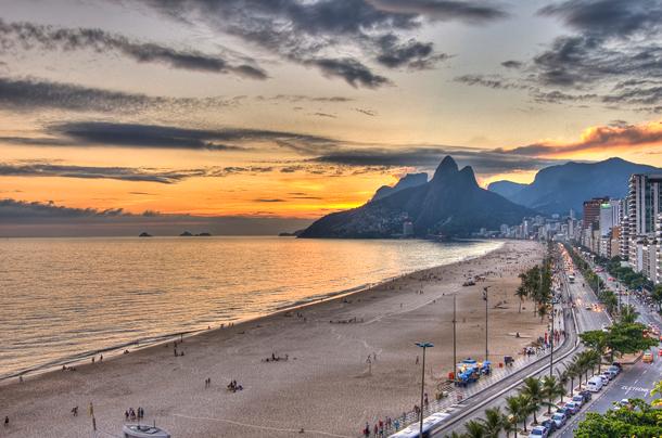 Ipanema-Beach-Rio-de-Janeiro