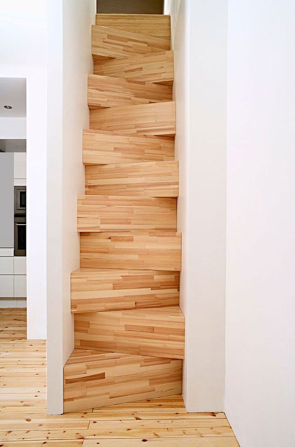 22 gyönyörű lépcső, melyeken kifejezetten élvezet felmenni az ...